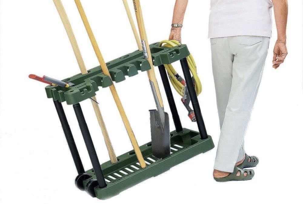 Comment ranger en lieu sûr vos outils de jardinage?